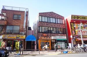 【足立区竹の塚】A様ビル塗装工事 (4)