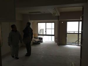埼玉県三郷市K様賃貸マンションリノベーション工事 (2)