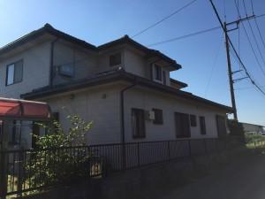 【越谷市】O様邸塗装工事 (3)