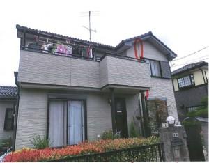 【北葛飾郡松伏町】T様邸塗装工事1 (1)