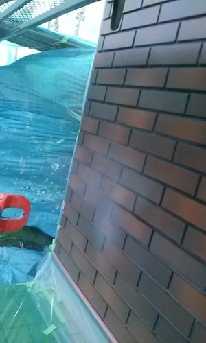 越谷市O様邸外壁塗装工事 (4)